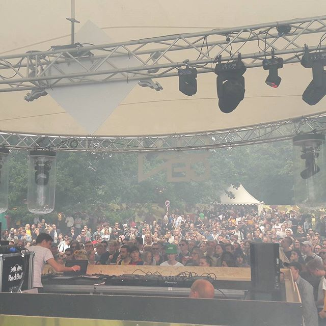JON HOPKINS djset at @rbma Dungen Stage / Way Out West