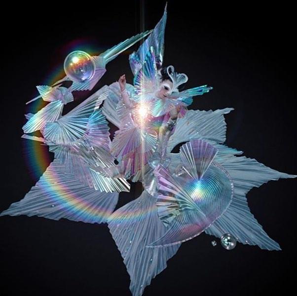 #Björk is #back! #TheGate