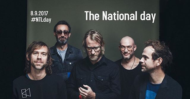 Today is The National Day! Follow it on #kalporz!  #NTLDay