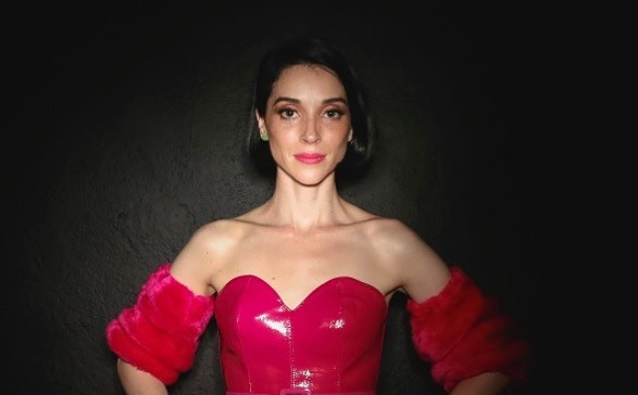 #top7 songs by #StVincent