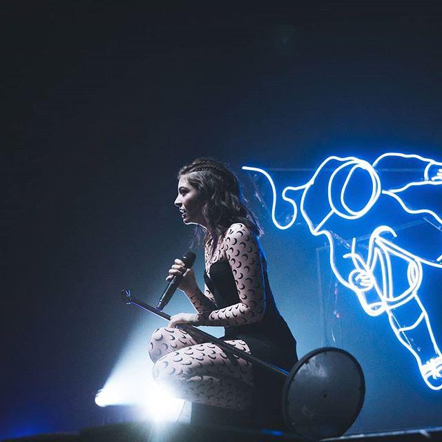 "18. #Lorde, ""Melodrama"""