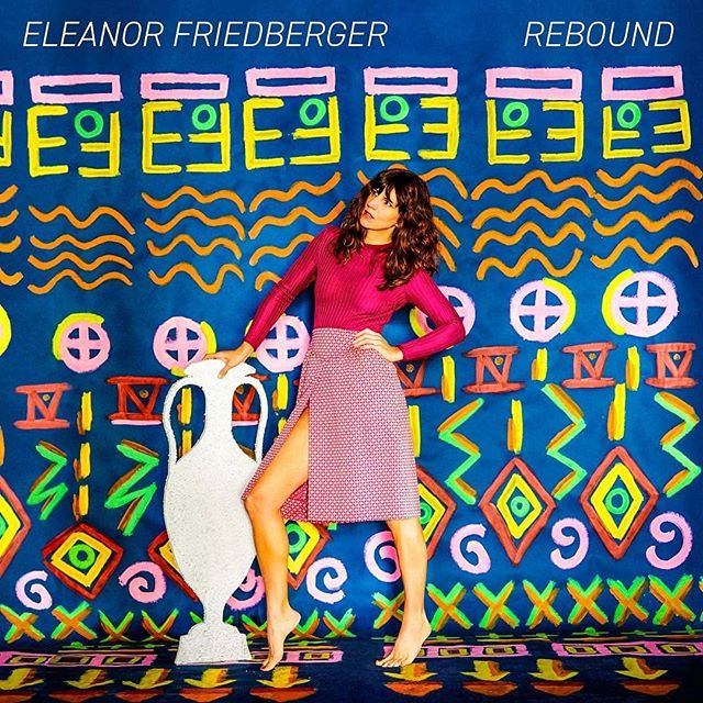 #EleanorFriedberger is back!