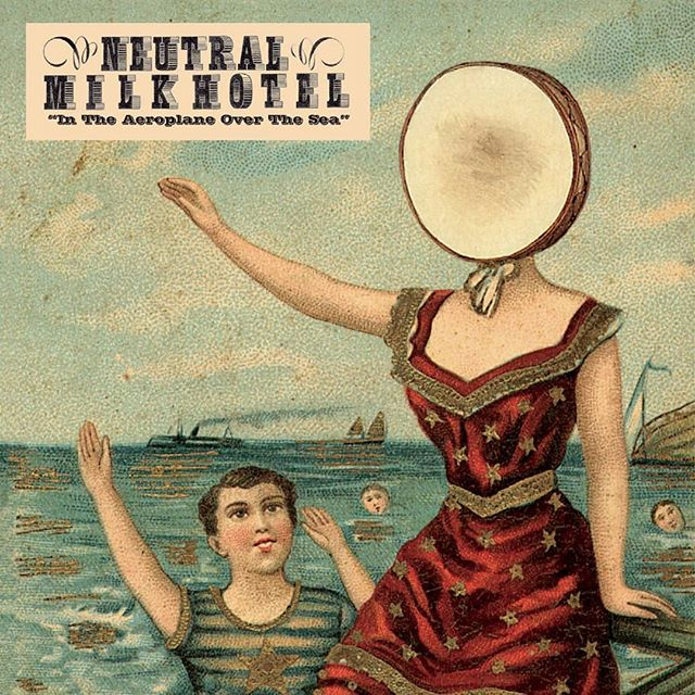 "20 years ago #NeutralMilkHotel release ""In The Aeroplane Over The Sea"""