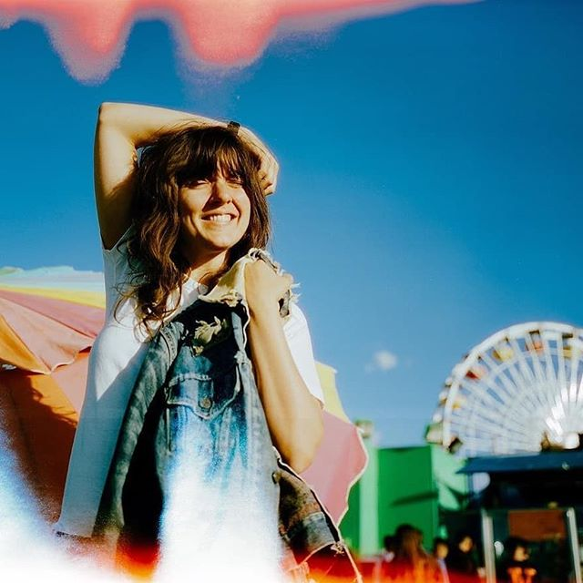 "#courtneybarnett new single ""city looks pretty"" is great"