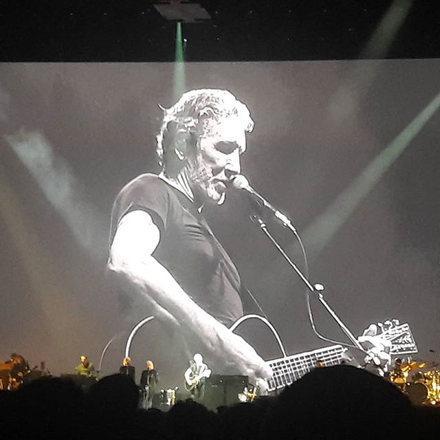 #RogerWaters, Bologna, 04.22, 2018