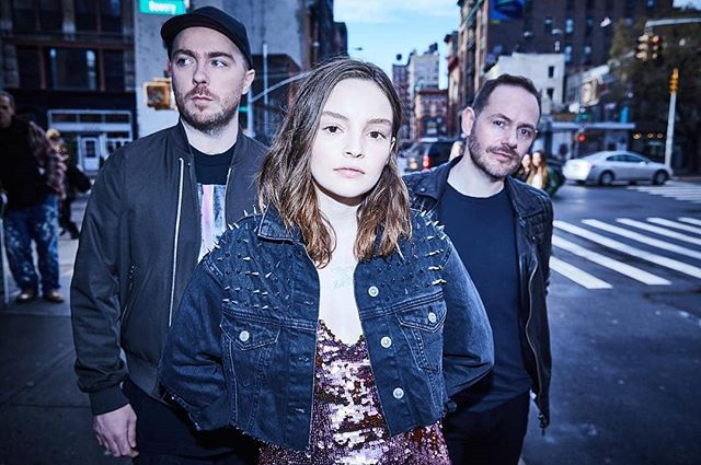 "#chvrches ""miracle"" single is out"