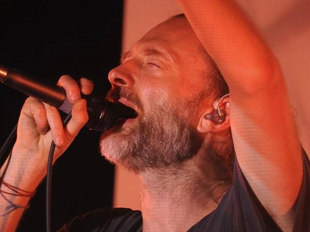 #thomyorke yesterday at @fabrique_milano