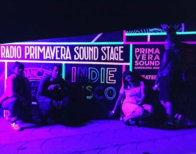 #PrimaveraSound2018 is over