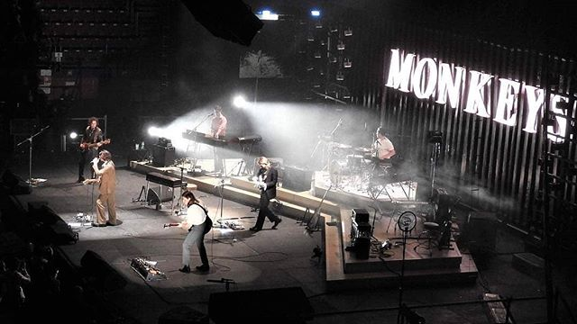 #ArcticMonkeys another time