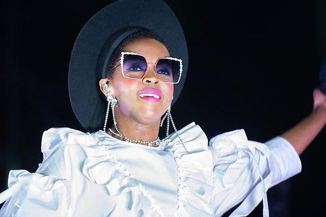 Ma. Lauryn Hill #cittadellamusicfestival, Parma