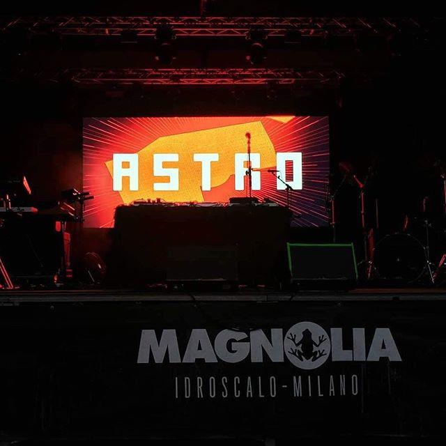 At @astrofestival tonight!