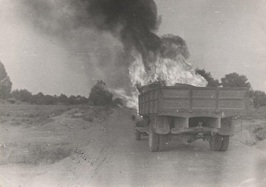 Una-foto-di-Gerda-Taro-uno-degli-ultimi-scatti-Brunete-luglio-1937