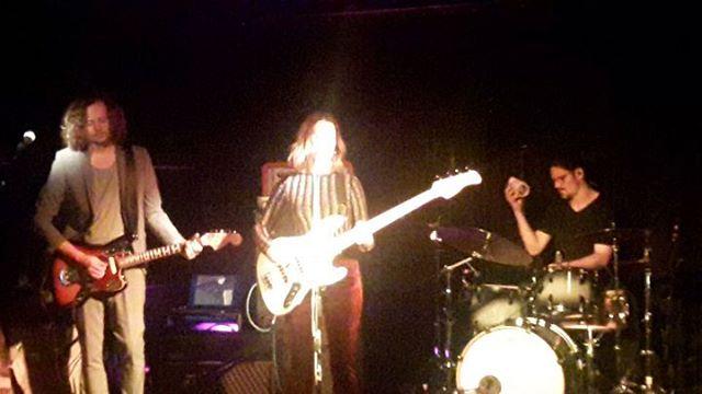 Bands to watch: dream pop outfit @thedayisaband half German half Dutch at @diagonal_loft_club