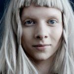 La norvegese AURORA a gennaio in tour in Italia
