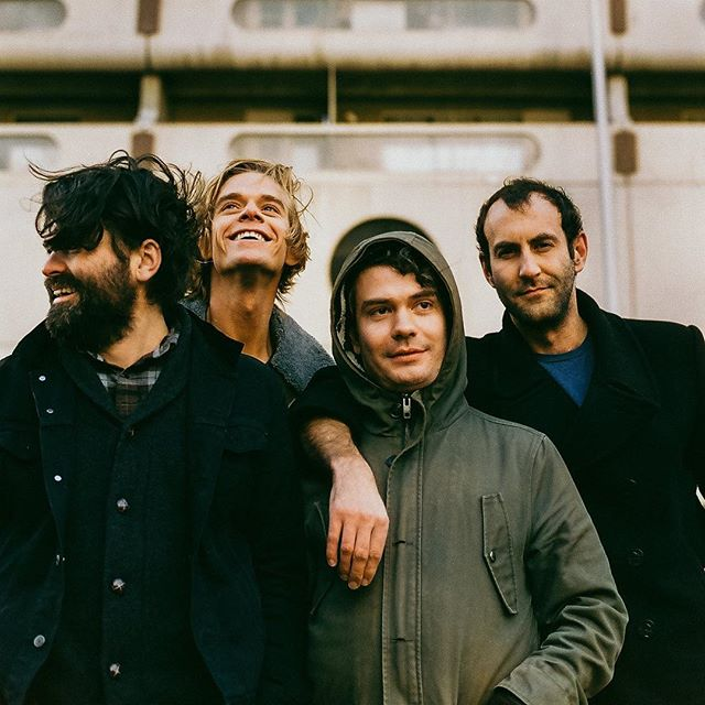@pre_occupations tonight at @covoclub in Bologna #invernofest ️️