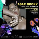 A$AP ROCKY  will be In Milan next summer with #kalporz as media partner !!