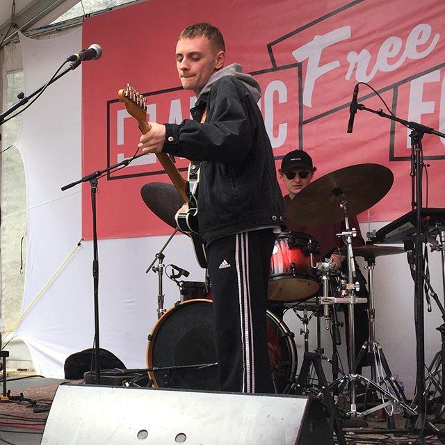 Uno degli amori di questo #SXSW appena finito (bye Austin) è stato @pumabluemusic: viene da Londra e nel suo progetto unisce jazz ed elettronica. #sxsw2019 #pumablue #austin #sxsw
