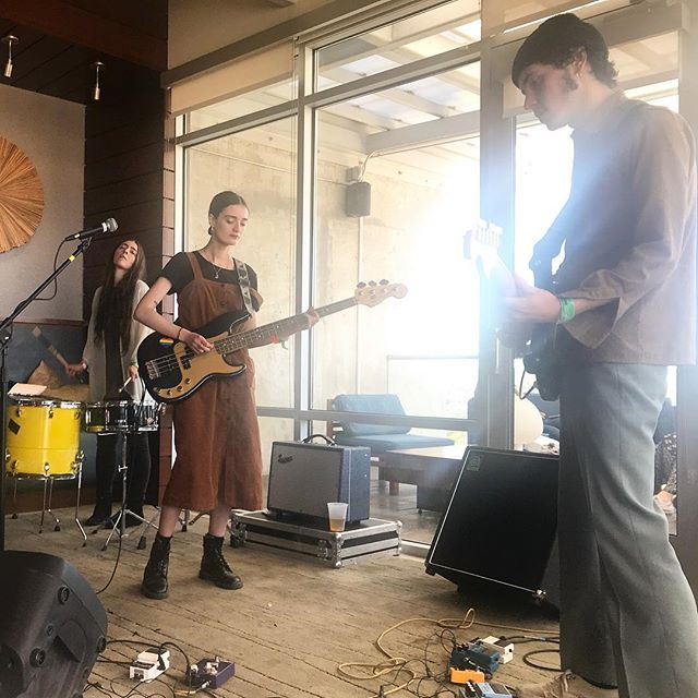 Be Forest @Rooftop party, by @italiamusicexport #beforest #italiamusicexport #sxsw #sxsw2019 @be_forest