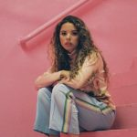 "Nylüfer Yanya released her debut album ""Miss Universe"" last month"