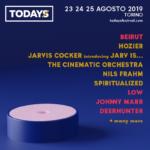 TODAYS: Low, Deerhunter e Johnny Marr si aggiungono alla line-up
