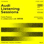 AUDI LISTENING SESSION, il senso del contemporaneo in musica