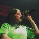 @billieeilish performs at the #shrineauditorium in #losangeles on july 9, 2019