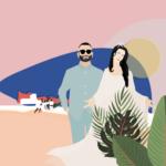 """Populous con Emmanuelle in """"Flores no mar"""", primo singolo da """"W"""""""