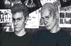 Kalporz - 40 Years of Dischord: Ian MacKaye and Jeff Nelson, by Roberta Antonelli