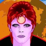 [LoSpazioBianco] Bowie, il fumetto di Ziggy Stardust