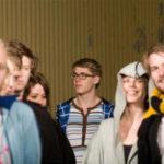 La miniorchestra degli islandesi Hjaltalin in Italia