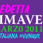 Maledetta Primavera 2011: Musica Italiana Ovunque