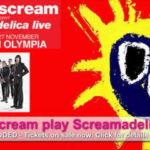 Primal Scream, Screamadelica, Italia, 2011