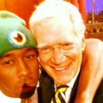 Tyler, The Creator fa visita a David Letterman con Earl Sweatshirt e Domo Genesis
