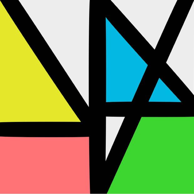 Il nuovo singolo dei New Order (l'album è in arrivo)