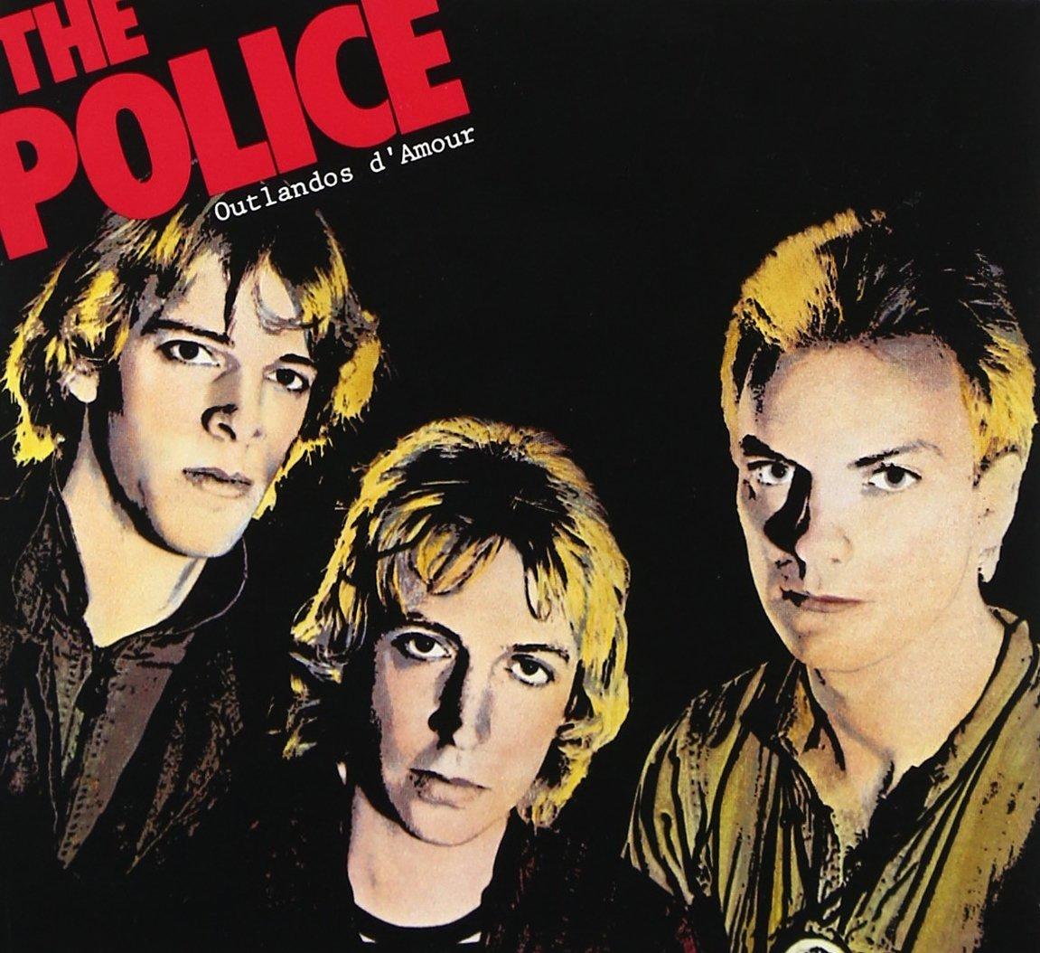 Risultati immagini per police outlandos d'amour recensione