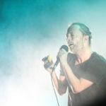 Thom Yorke a luglio 2020 a Milano