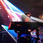Ha iniziato suonando la batteria per @katetempest, ma ora @georgiauk preferisce essere sul palco da sola. Il supporto non manca: al suo live, organizzato da @bbc Music, c'è anche Wayne Coyne dei Flaming Lips! #sxsw #sxsw2019 #georgiauk #georgia #flaminglips