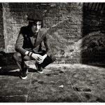 La faccia da eterno folk-rocker di Jesse Malin