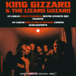 King Gizzard & the Lizard Wizard: due date a luglio