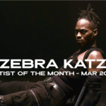 Cover Marzo 2020: Zebra Katz