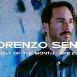 Cover Aprile 2020: Lorenzo Senni