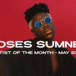Cover Maggio 2020: Moses Sumney