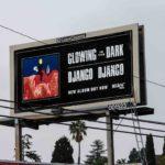 "DJANGO DJANGO, ""Glowing in the Dark"" (Because Music, 2021)"