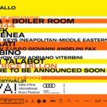 Intervallo! Beatrice Dillon, Nídia, John Talabot a VIVA! Festival